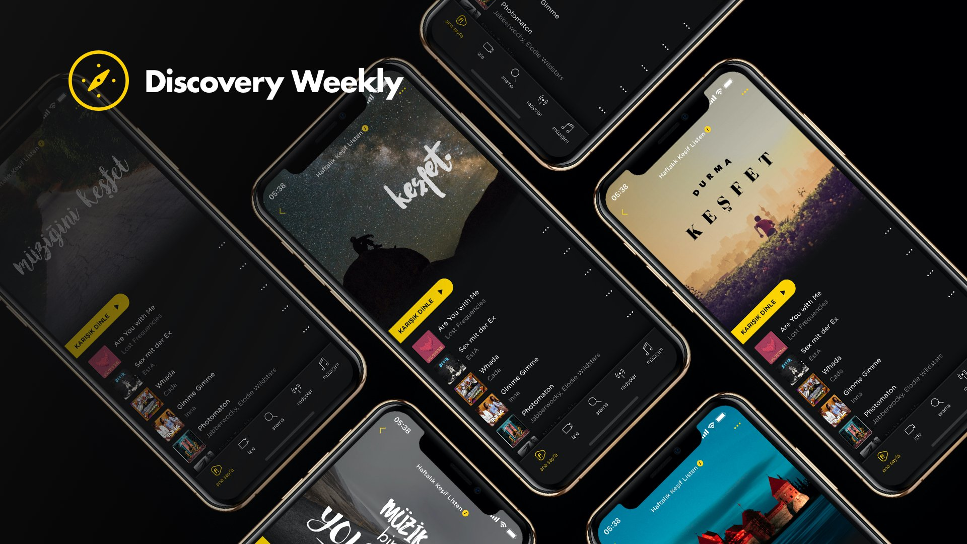 11 discovery weekly