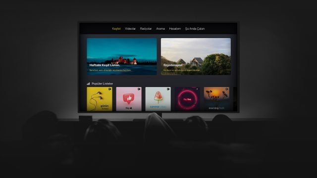 Fizy Apple TV